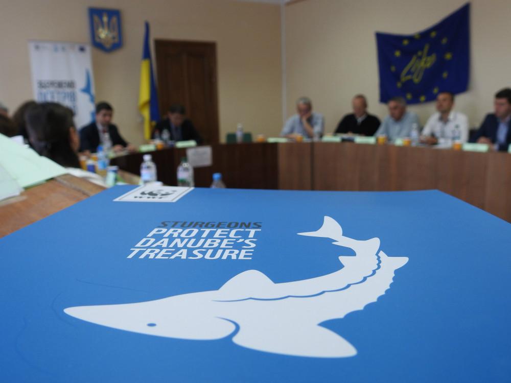 2017 05 29 wwf odessa workshop 2 - Україна та Румунія об'єдналися у справі порятунку осетрових риб