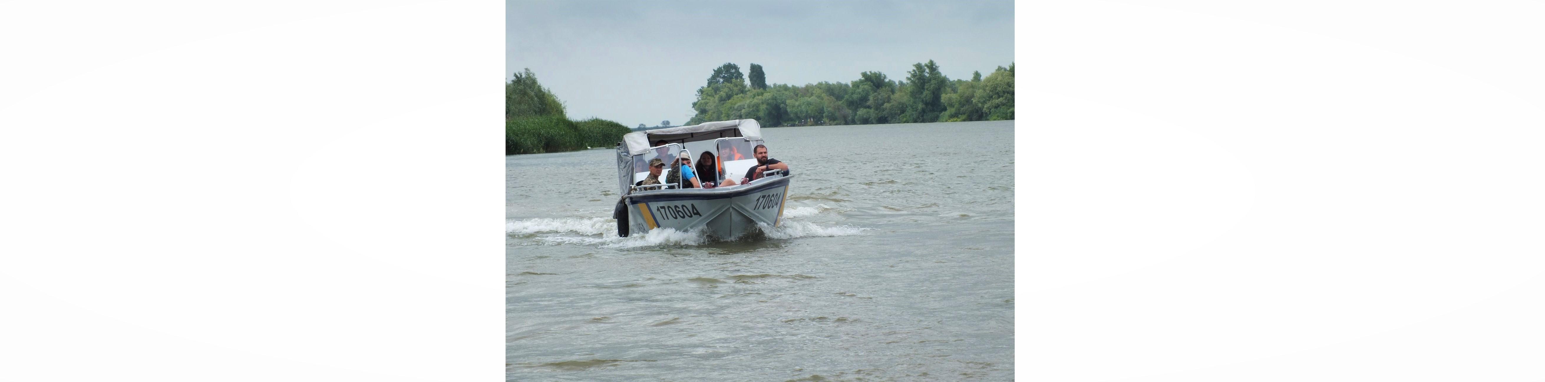 """Друга """"Осетрова варта"""": як волонтери допомагали рятувати осетрів Дунаю"""