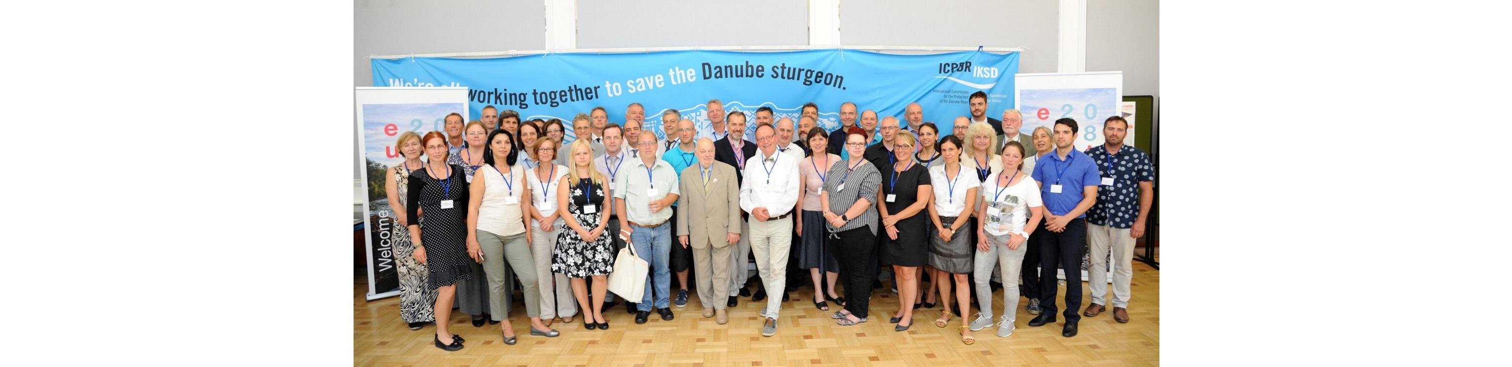 Осетрова конференція у Відні: щоб зберегти осетрів, потрібні зусилля всіх країн Європи