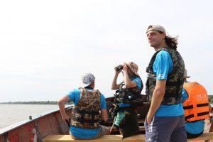 """IMG 4611 300x200 - Друга """"Осетрова варта"""": як волонтери допомагали рятувати осетрів Дунаю"""
