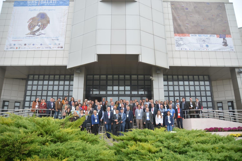 Університет в Галаці провів найбільшу за останні 30 років міжнародну конференцію по збереженню осетрових в басейні Дунаю та Чорному морі