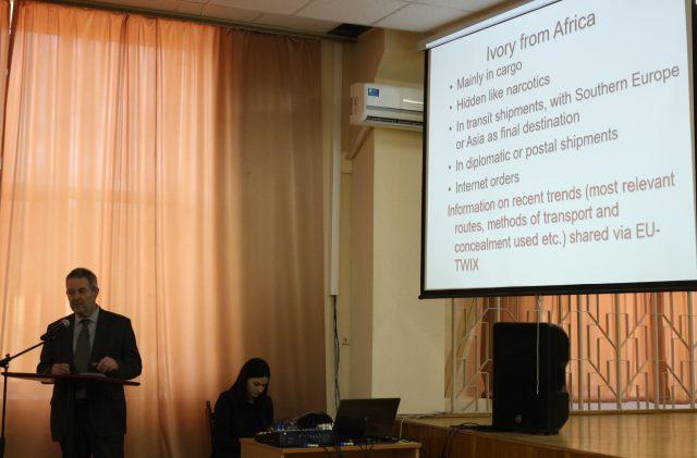 Pol 640x421 - В Києві пройшов перший спільний тренінг WWF-Україна та державної митної служби щодо CITES