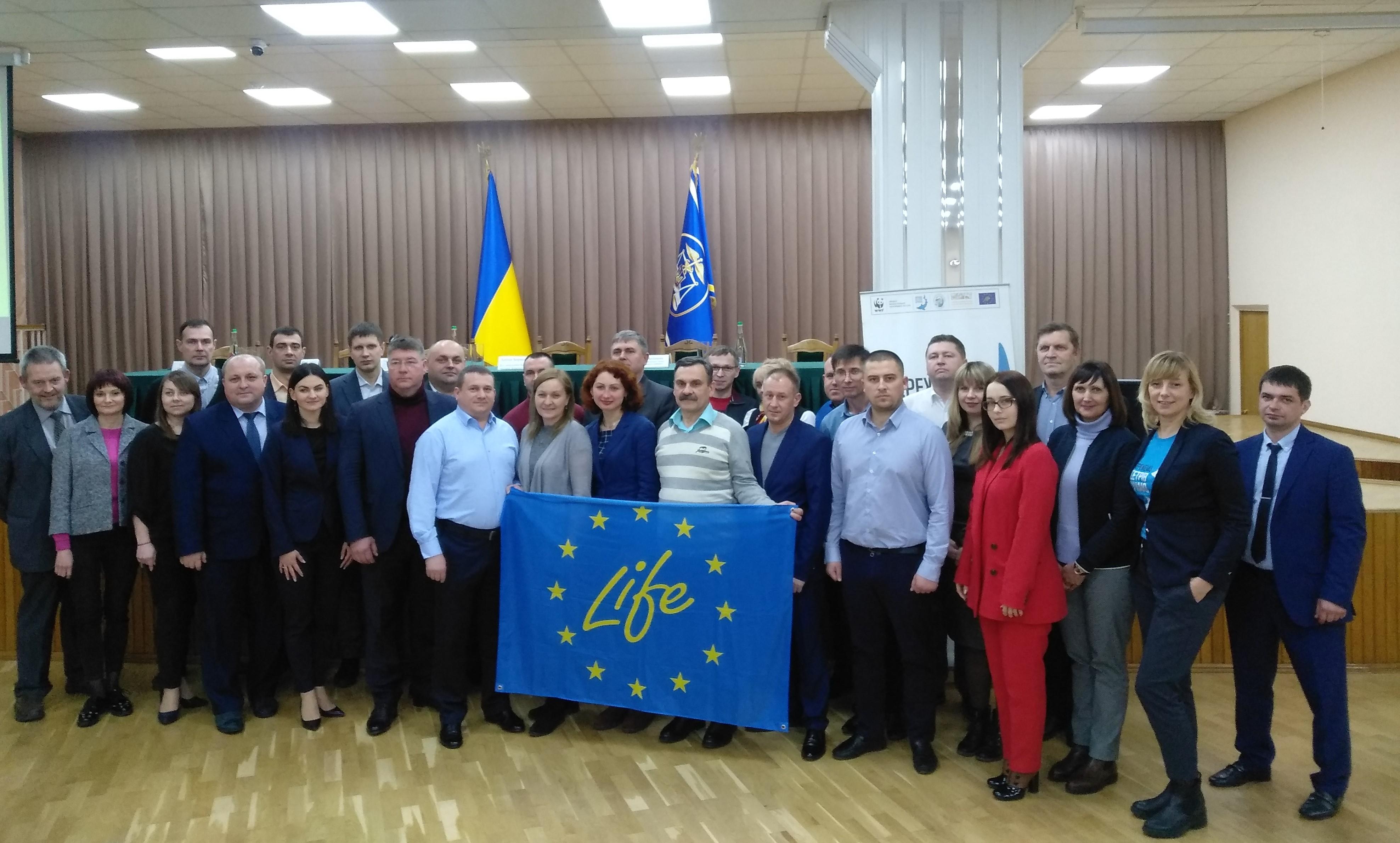 В Києві пройшов перший спільний тренінг WWF-Україна та державної митної служби щодо CITES
