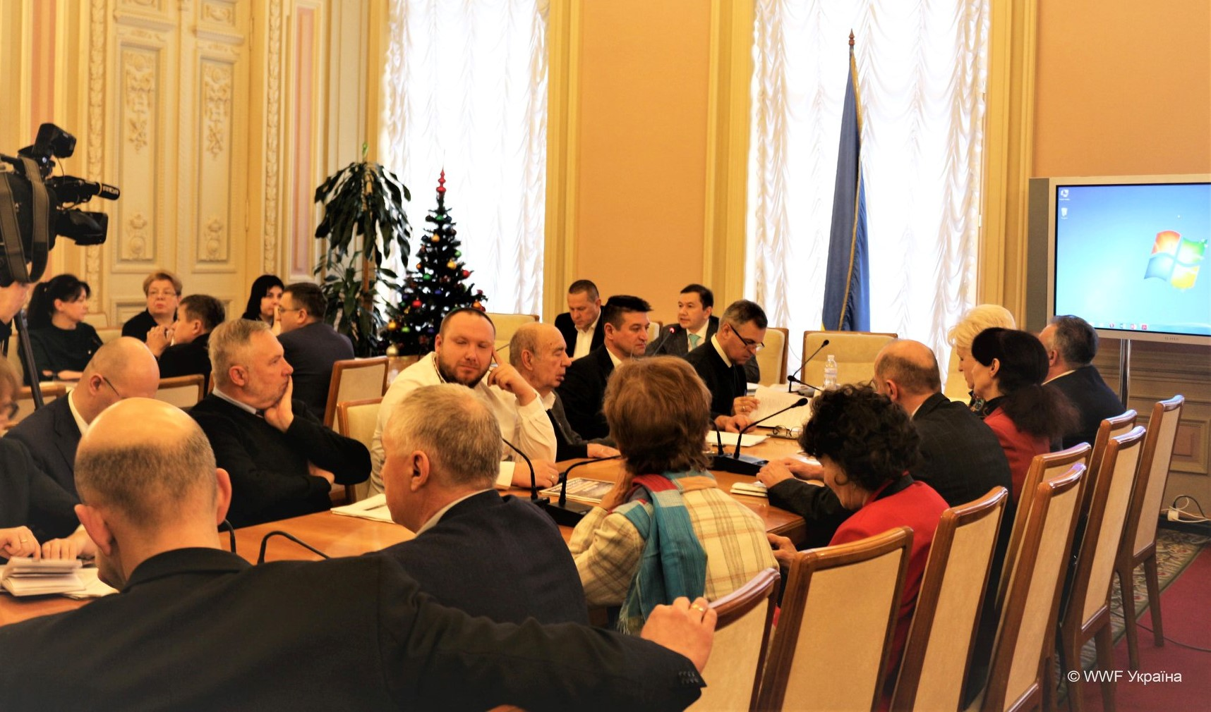 WWF- Україна ініціює зміни до законодавства, що допомагають зберегти рибні ресурси